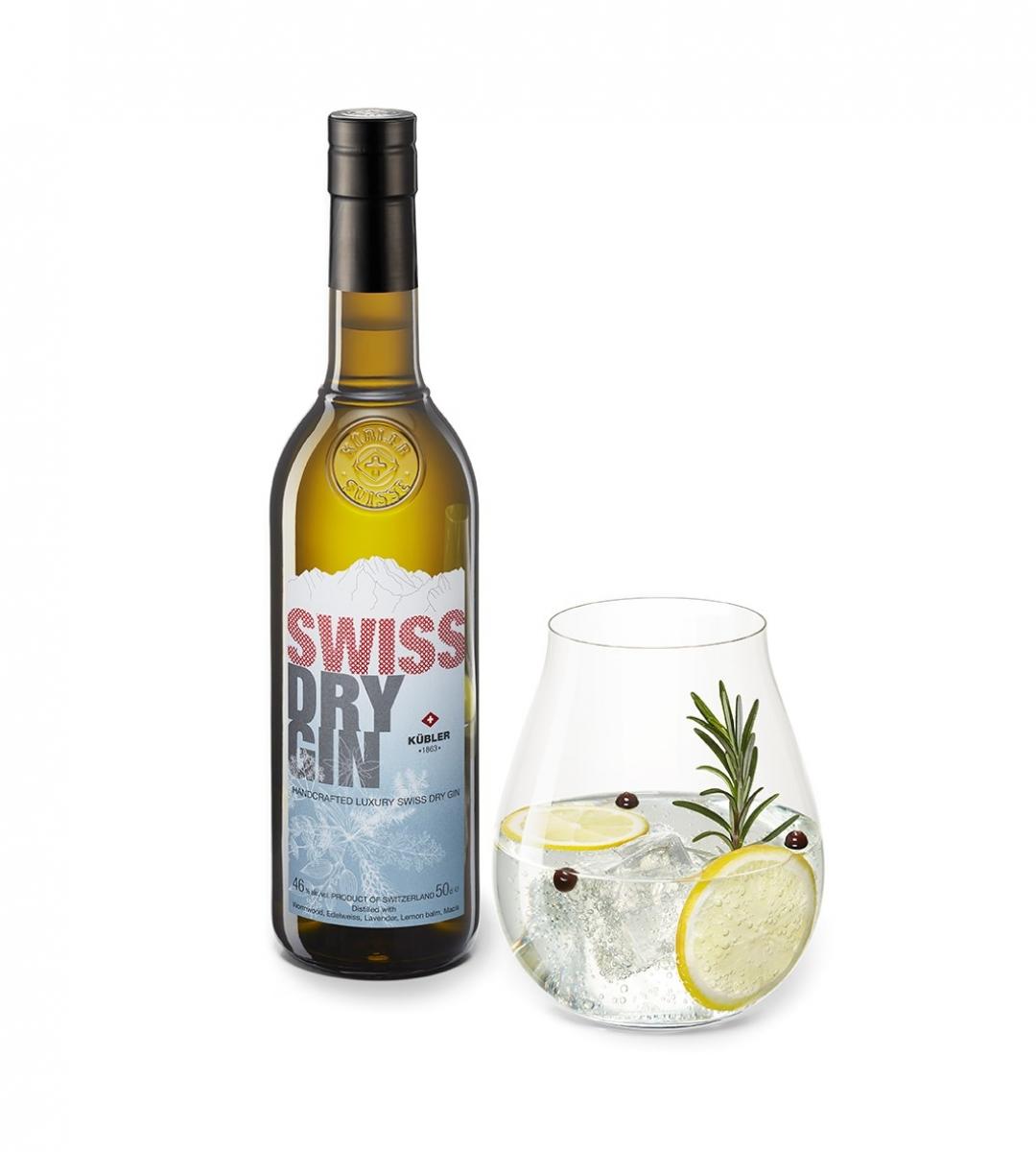 Kübler Swiss Dry Gin